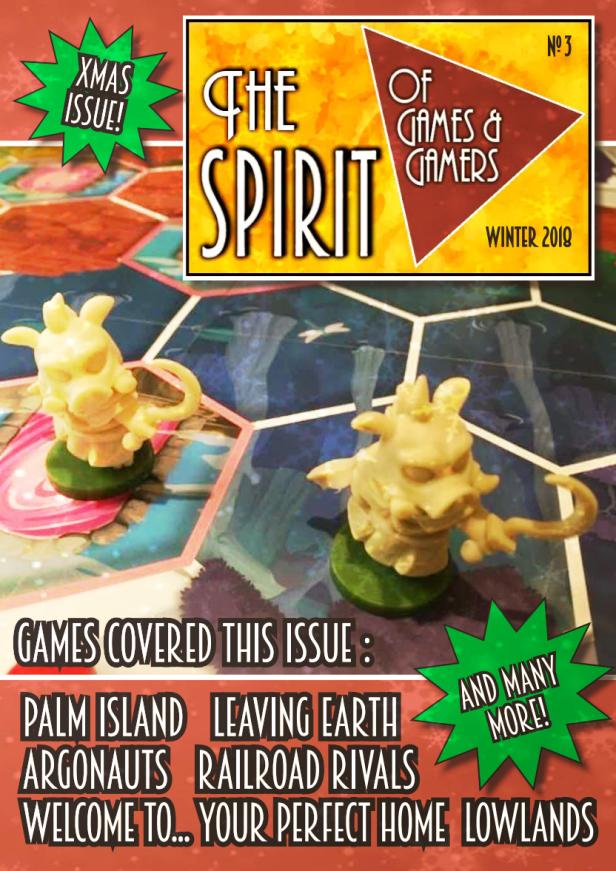 SPIRIT #3